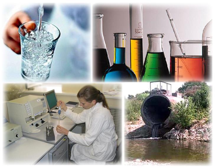 Анализ воды и водных сред НПО