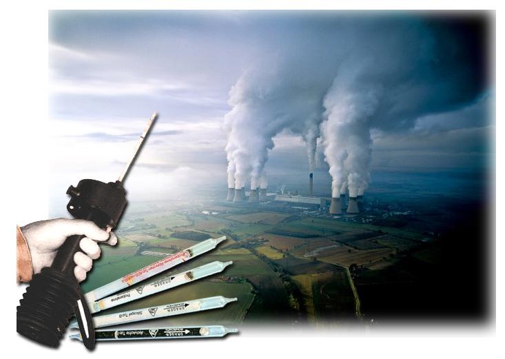 """Анализ газа и газовых выбросов НПО """"Крисмас-Центр"""""""