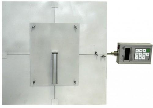 Измерительная пластина 500X500 мм для определения потенциала электростатического поля экрана ВДТ по ГОСТ Р 50949-96...