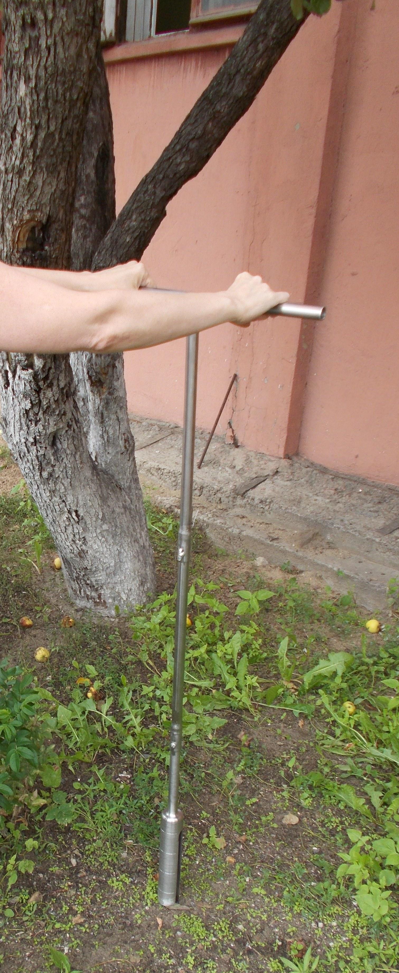 Пробоотборник почвы-бур ППБ-К рис 1